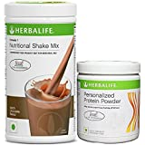 Herbalife Formula 1(Dutch Chocolate) with Personalized Protein Powder(200gm)