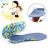 Guard Insoles, Kids Insoles, Children Insoles, Children Orthotic Insoles, for Kids with Flat Feet Who Need Arch Support Footcare Cushion Pad-Junior UK 2.5-4/XL
