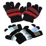 DCS (18)Woolen Baby's Hand Gloves)(2-4Ye...