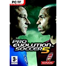 Pro Evolution Soccer 5 (DVD-ROM)