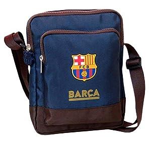 FC Barcelona BD-83-BC Portadiscman con Bolsillo Frontal