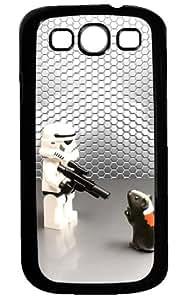 Coque Samsung Galaxy S3 Star wars kill hamster humour