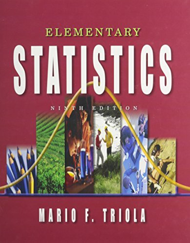 Elementary Statistics: High School Edition by Mario F. Triola (2005-03-01) par Mario F. Triola