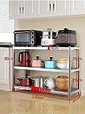 LNDDP Organisation de la Cuisine (Taille: 120 × 30 × 80 cm), Mini réfrigérateur,...