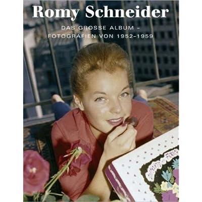 Romy Schneider: Photographs From 1952-1959