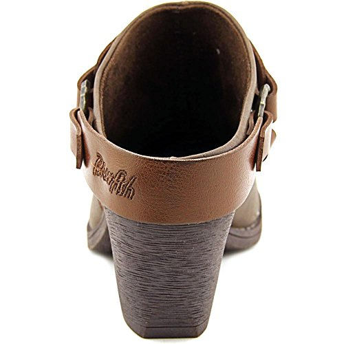 Blowfish Sangria Femmes Synthétique Mules Coffee Texas-Whiskey
