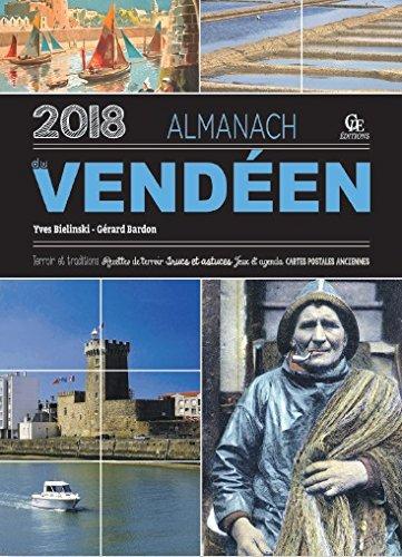 Almanach du Vendéen 2018 par Yves Bielinski