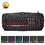 Ofertas Amazon para Rii RK900 teclado multimedia G...