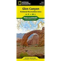 National Geographic Trails Illustrated Map Glen Canyon
