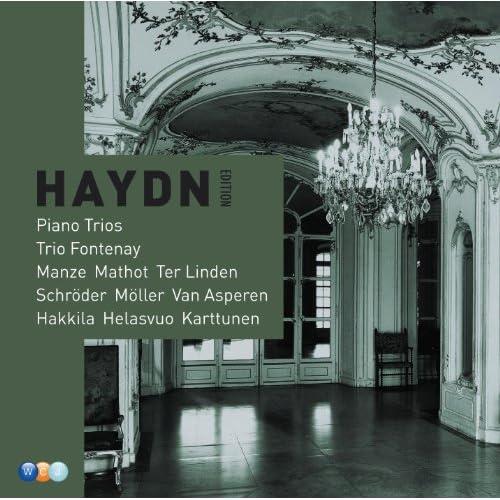 Keyboard Trio No.25 In E Minor Hob.XV, 12 : III Rondo - Presto