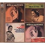 """Niña de los Peines """"Ep's 45 rpm"""""""