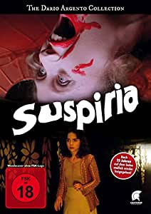 Suspiria (The Dario Argento Collection)