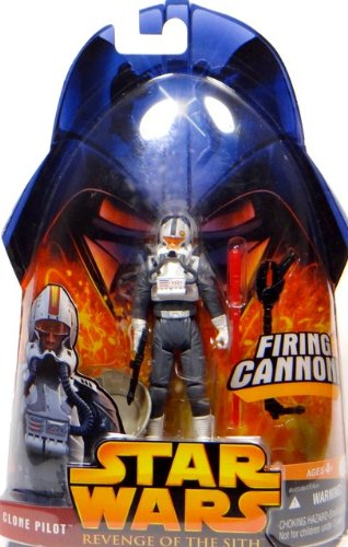 Clone Pilot with Missile Firing Cannon (claro Versión) No....