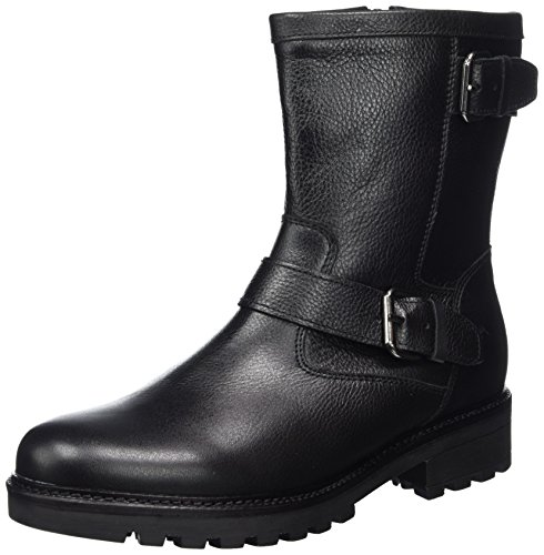Gabor Shoes Damen Fashion Stiefel, Schwarz (87 Schwarz), 38 EU (Damen Fashion Stiefel Schwarz)