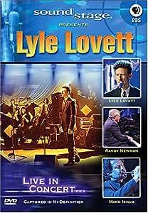 Soundstage: Lyle Lovett Live in Concert [DVD] [Region 1] [US Import] [NTSC]