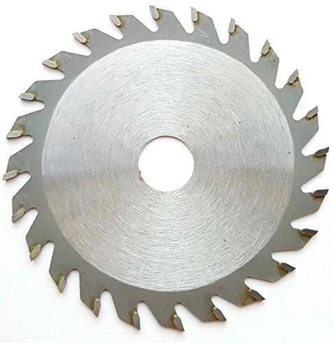TCT Kreissägeblatt 85mm x 15mm 24T für Worx worxsaw ersetzt wa5034