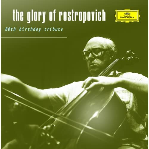Selected Recordings on Deutsche Grammophon (8 CDs)