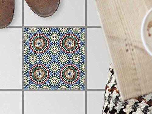 Sticker adesivo piastrelle per pavimento sticker adesivo design