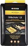 Durandal Selection Grillschale Inhalt: max. 1,5L Maße: 18x28x3cm antihaftbeschichtet - wiederverwendbar - leicht zu reinigen - Grilltasche - Grillen - Grill - in Europa gefertigt