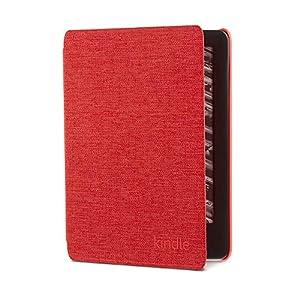Kindle-Hülle aus Stoff, Rot