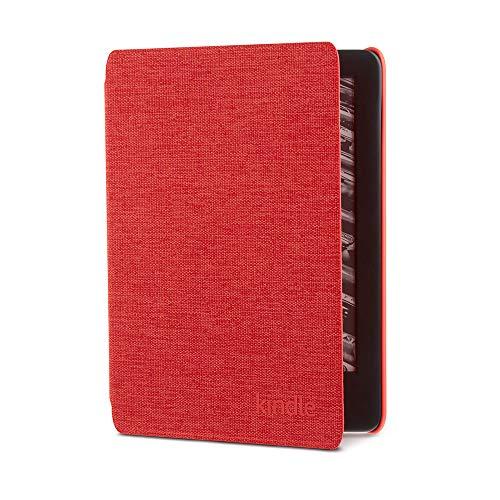 Étui en tissu pour Kindle, Rouge
