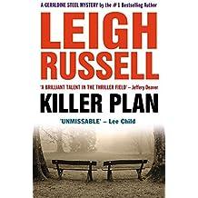 Killer Plan (Geraldine Steel) by Leigh Russell (2015-05-27)