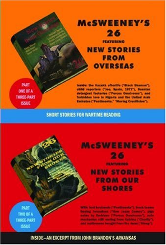Mcsweeney's Issue 26                 by  Dave (EDT) Eggers