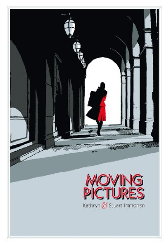 Moving pictures (Cómic)