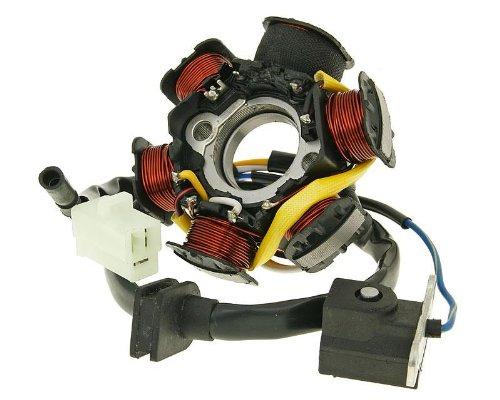 2EXTREME Lichtmaschine für PEUGEOT Jetforce 50, Ludix, Speedfight 3 50 AC/LC