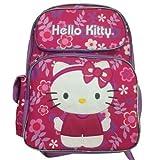 Hello Kitty Toddler Backpack-flower Shop