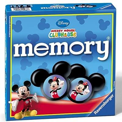 Ravensburger Disney Mickey Mouse Club House - Juego de memoria y puzzle por Ravensburger