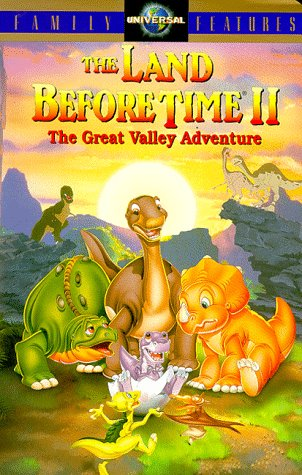great-valley-adventure-2-vhs-import-usa