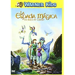 La Espada Mágica: En Busca De Camelot (Warner Bros.) [DVD]