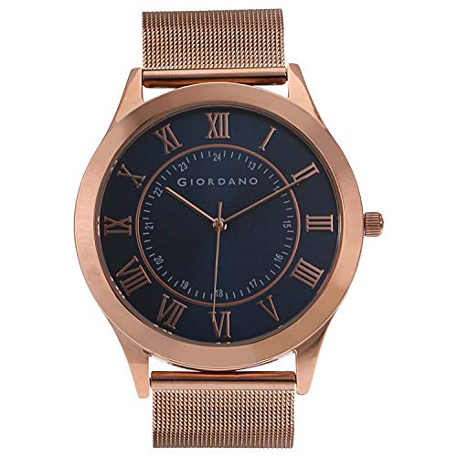 Giordano Analog Blue Dial Men's Watch - A1064-33