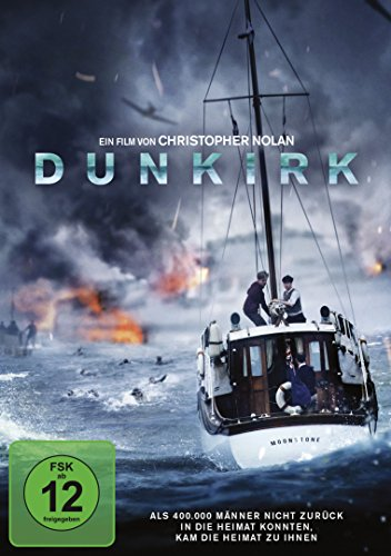 Dunkirk [DVD] -