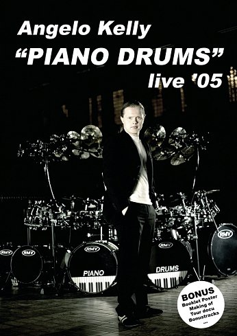 Piano Drums live '05 (DVD)