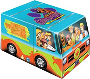 Scooby Doo: Mystery Machine [DVD] [2011]