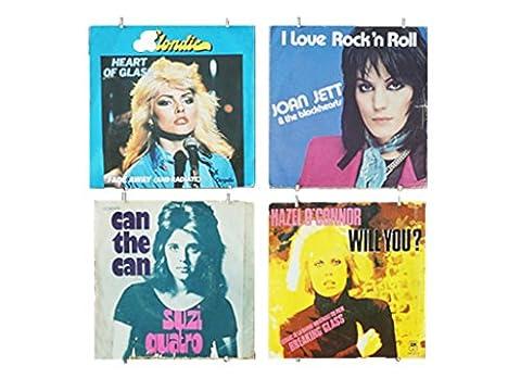 Cadre Pour Vinyle - Cadres pour disques vinyles 45 tours -