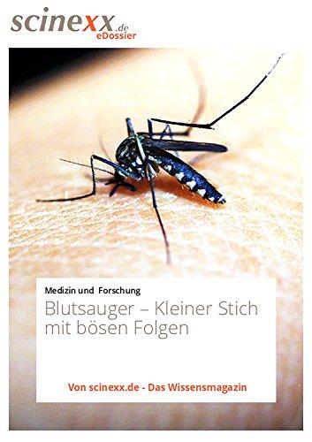 Blutsauger: Kleiner Stich Mit Bösen Folgen por Nadja Podbregar epub