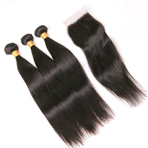 silkylong-3-bundles-straight-virgin-hair-peruvian-hair-with-closure-u-part-hair-pieces-natural-color