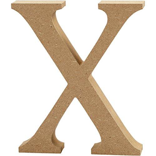creativ-x-mdf-buchstabe-braun-13-x-2-cm