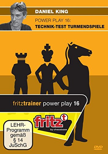 Daniel King: Power Play 16 - Technik-Test Turmendspiele