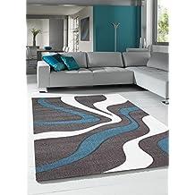 tapis salon turquoise. Black Bedroom Furniture Sets. Home Design Ideas