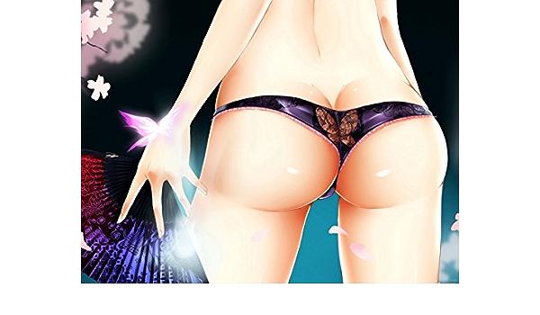 Girls hot ass anime Anime Hot