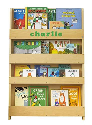 Tidy Books ® Estanteria infantil | Librería Montessori