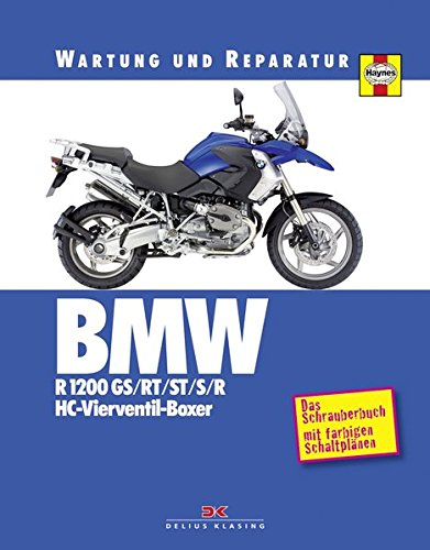 BMW R 1200 GS / RT / ST / S / R: HC-Vierventil-Boxer d'occasion  Livré partout en Belgique
