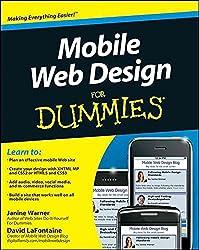 [Mobile Web Design For Dummies] (By: Janine Warner) [published: September, 2010]