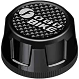 FOBO bicicleta Bluetooth 4.0Robo Disuasión Android y iOS compatible con presión de los neumáticos sistema de vigilancia con 2sensores de neumáticos para motocicletas