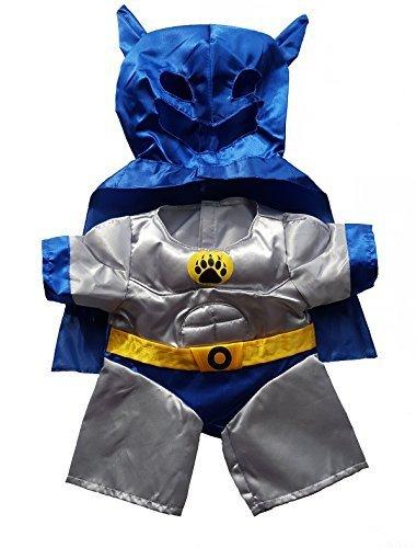 Erstellen Ihre Sie Kostüm Eigenen - Stuffems Toy Shop Bat-Bär-Kostüm passt die meisten 14