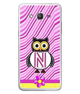 PrintVisa Colorfully Designed N High Gloss Designer Back Case Cover for Samsung Galaxy Grand Max G720